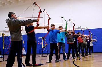 Youth-Archery-Safety