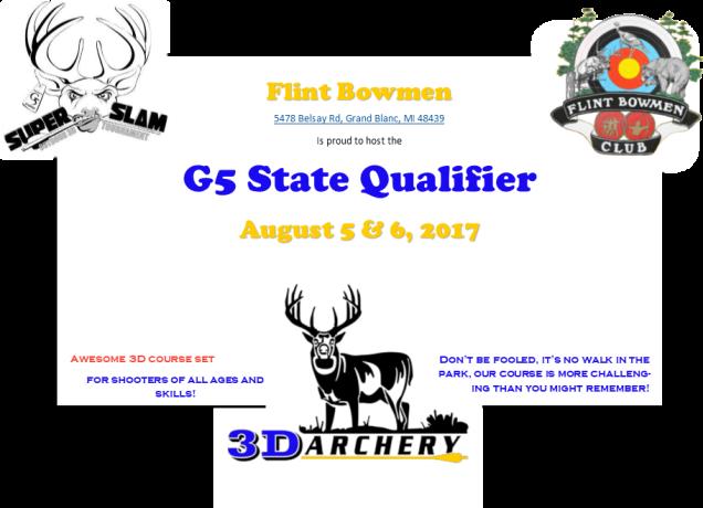 G5 State Qualifier