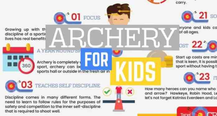 archery-kids