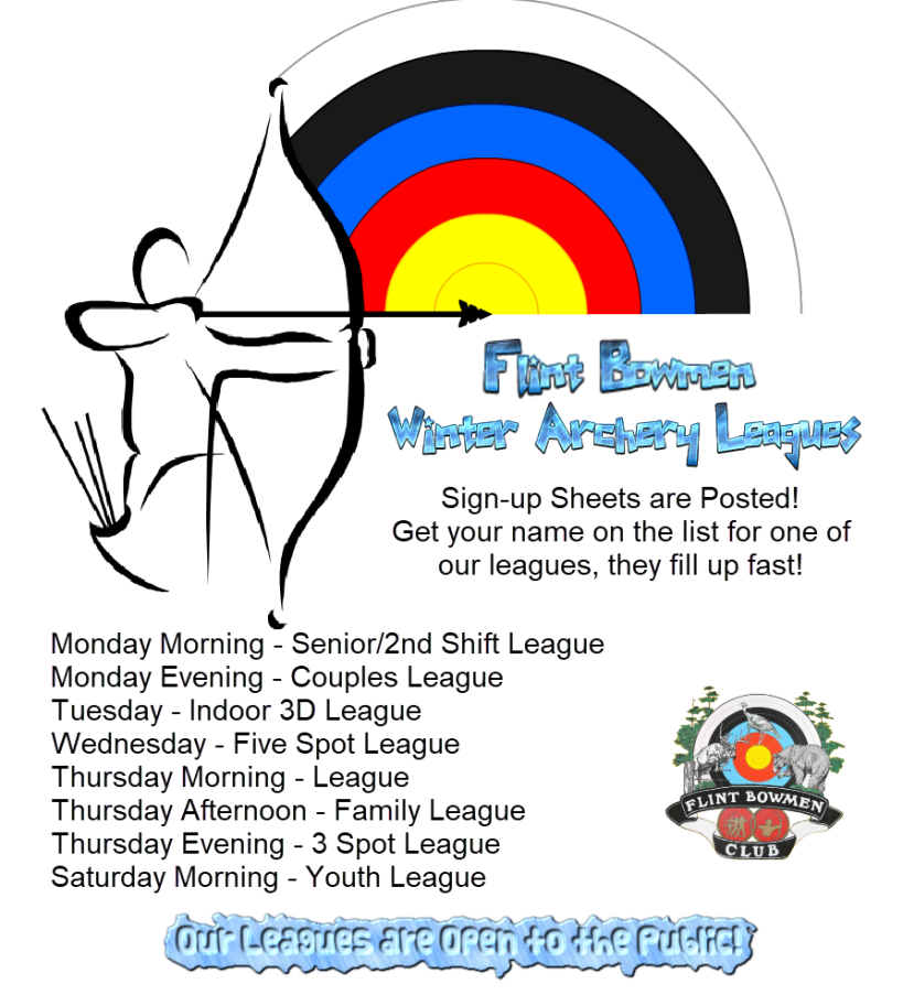 Archery leagues