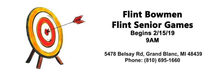 Flint Bowmen Senior Games