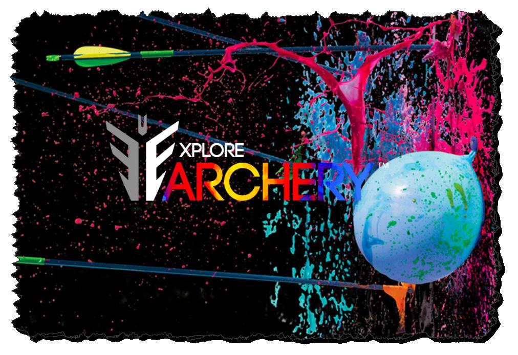 Kids Archery Graphic
